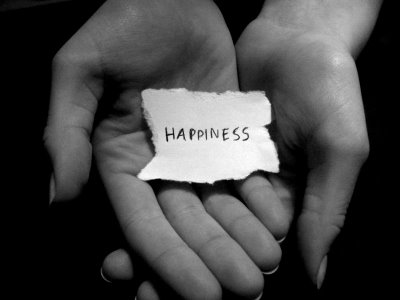 Happiness-hands