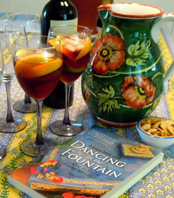 Sangria & Book