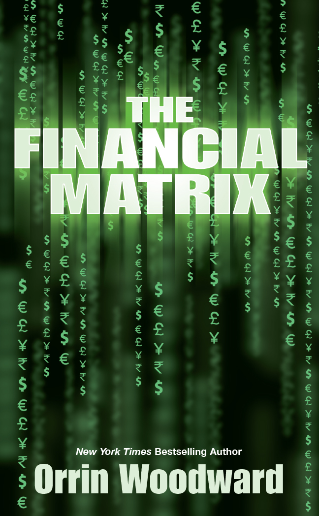 Financial Matrix_cover