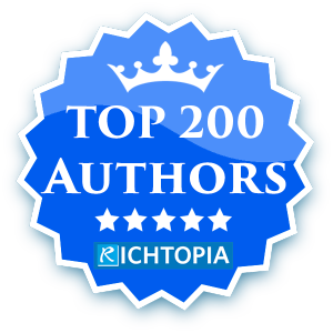 Richtopia-top-200-authors-leaderboard-powerlist-badge-follow-them-on-twitter